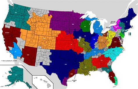 nfl usa map another us map of nfl fandom cartography