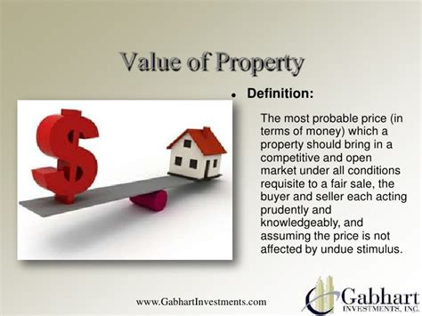 real estate house value how to value commercial real estate 101