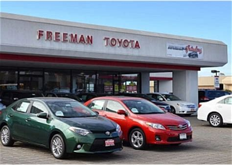Freeman Toyota Santa Rosa 3 Best Car Dealerships In Santa Rosa Ca Top Picks 2017