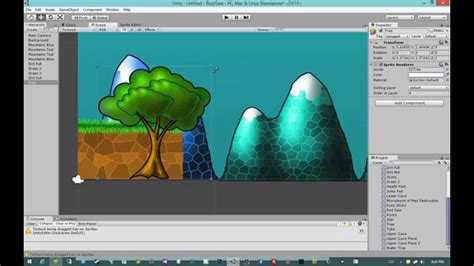 Create A by Creating 2d In Unity 4 5 2 Intro To 2d