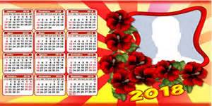 Madagascar Calendario 2018 Molduras Calend 225 Rios 2018