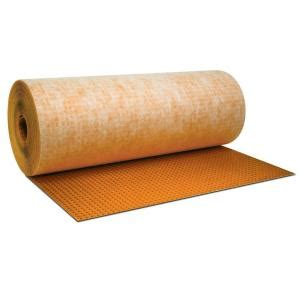 Ditra Mat Thickness by Schluter Ditra 54 Sq Ft 3 Ft 3 In X 16 Ft 5 In X 1 8