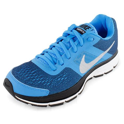 nike boys running shoe nike boys air pegasus 30 run shoes blue