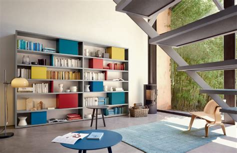 librerie colorate librerie colorate e componibile realizzabili in oltre 30