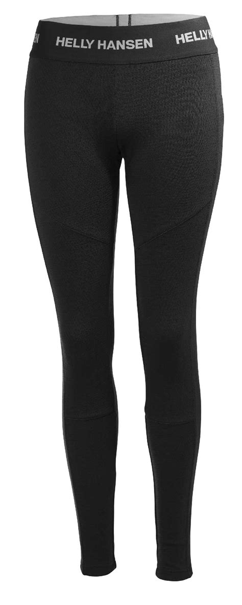 womens helly hansen lifa merino wool warmest thermal tights hh 48345 baselayer