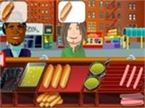 juego de cocina hot dog bush juega a hot dog bush online y gratis