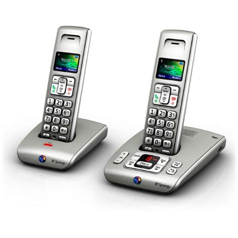 synergy 6500 dect home phone pack from bt how to
