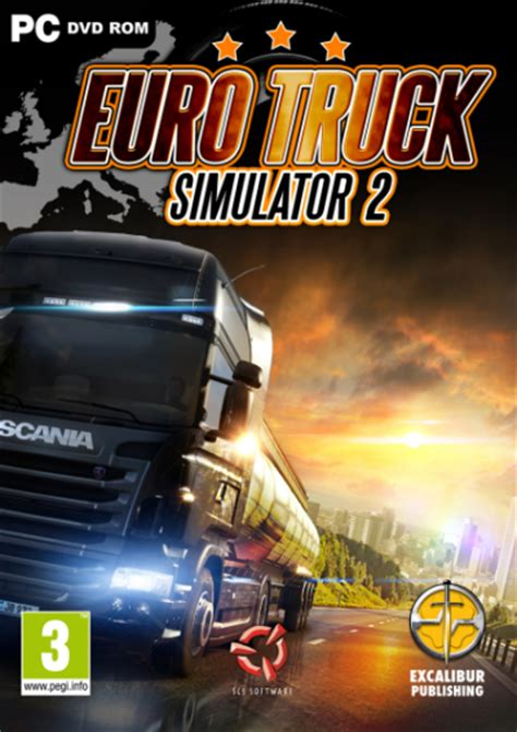 euro truck simulator free download full version crack euro truck simulator 2 v1 4 12 incl crack free download