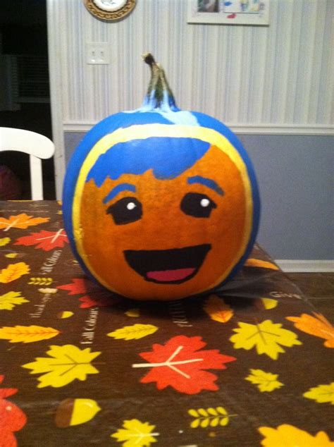 Geo From Team Umizoomi Pumpkin Halloween Pinterest
