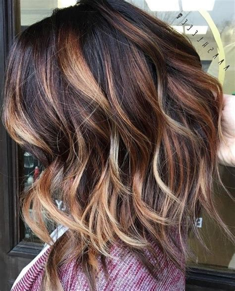 100 Best Hairstyles For 2017 Fall by Hair Color Ideas For Fall 2017 Gorgeous Fall Hair Color
