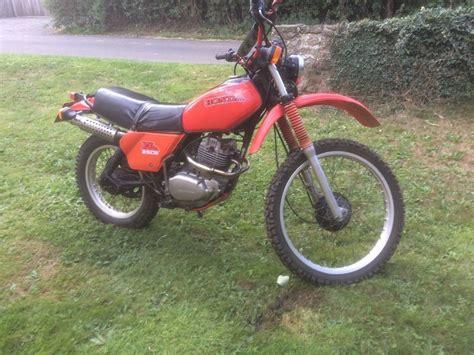 honda xl honda xl 250 classic bike 163 970 00 picclick uk