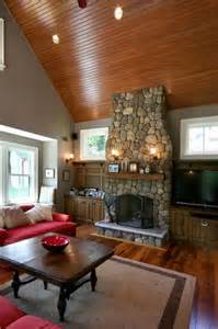 river rock veneer fireplace fireplaces that will