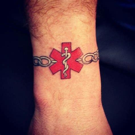 medical alert tattoo designs 25 best ideas about alert on