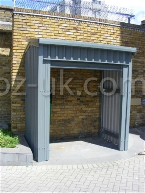 Garage Storage Norfolk Industrial Metal Storage Sheds The Shed Build