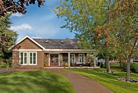 what is a bungalow style home cottage style home in british columbia