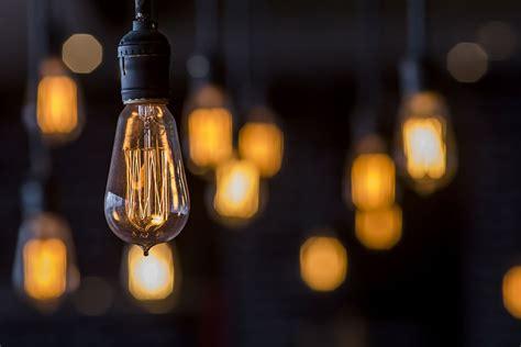 hanging light bulbs hanging bulb wallpaper wall decor