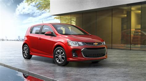 2019 Chevy Sonic by Despite Rumors 2019 Chevrolet Sonic To Return To Showrooms