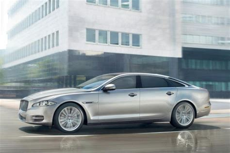 Jaguar Auto Club by Jaguar Unleashes Xj Sentinel For All Your Armored Needs