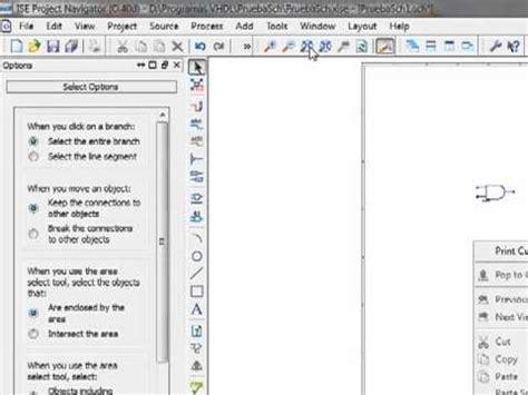 xilinx test bench tutorial tutorial empaquetado y test bench xilinx esquematico by