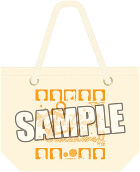 Hienami Rope Anime Tote Bag amiami character hobby shop live