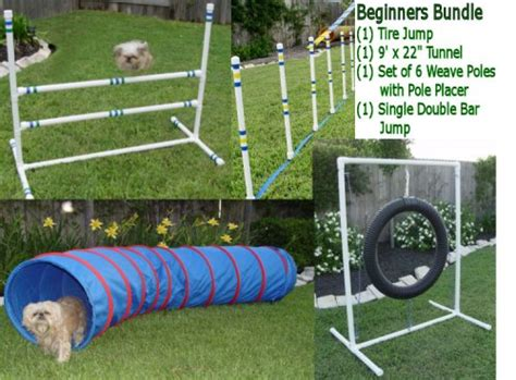 bandos agility course information the full wiki dog agility equipment tire jump weave poles single