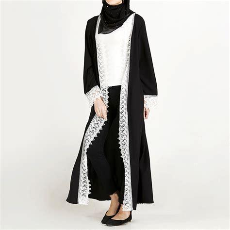Habaya Model Dubai new model abaya in dubai 2017 wholesale lace cotton liene