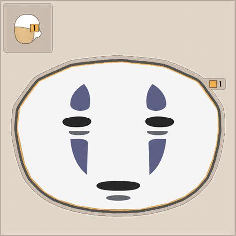 maplestory custom faces art art facemask spiritedaway screen maplestory2