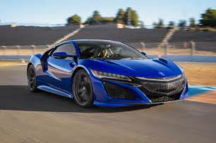 Acura Auto 2017 Acura Nsx Reviews And Rating Motor Trend