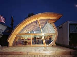 Unique Small Home Builders Architectural Wonders 12 Curved Roof Buildings That Will