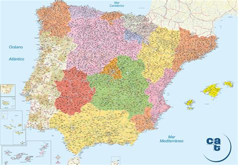 Zip Code Lookup By Address Usa Map Of Spain With Zip Codes Cakeandbloom