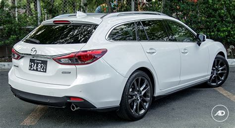 mazda 6 sport wagon mazda 6 sports wagon 2 5 skyactiv g at 2018 philippines