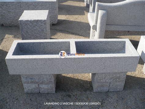 lavelli da esterno in cemento i nostri lavandini in pietra o lavabi in pietra