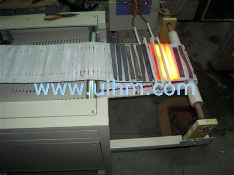 induction heat knife auto feed system for induction heating knife united induction heating machine limited of china