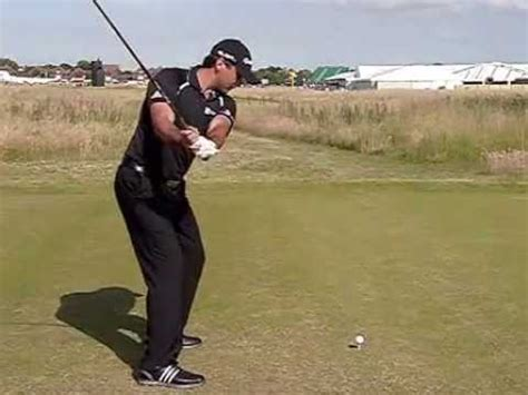 swing down jason day golf swing driver swing down the line view