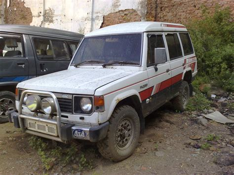how to work on cars 1988 mitsubishi truck navigation system 1988 mitsubishi montero information and photos momentcar