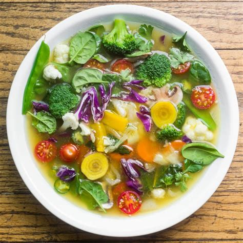 Detox Slimming Soup Recipe by Slimming Detox Soup The View From Great Island