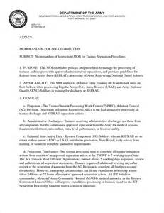 army memorandum for record template 7 memorandum for record template memo formats