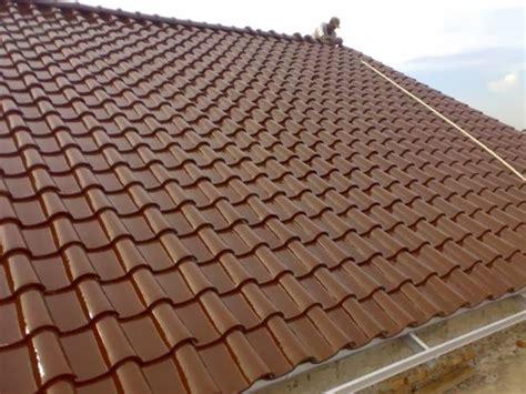 Seng Multiroof Di Medan desain atap genteng rumah minimalis 2014