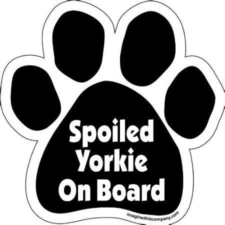 yorkie car magnets cars yorkie and car magnets on