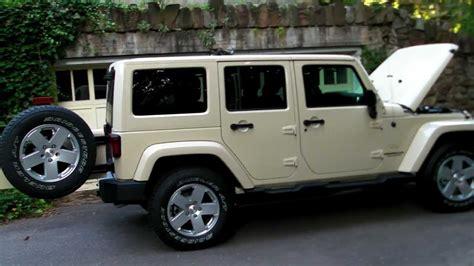 tan jeep wrangler my 2012 sahara tan jeep wrangler unlimited sahara