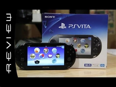 Playstation Vita Pch 3000 - vita 2000 lcd screen vs vita 1000 oled screen comparison using malicious rebirth