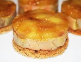 la cuisine de bernard mini quot tatins quot de foie gras