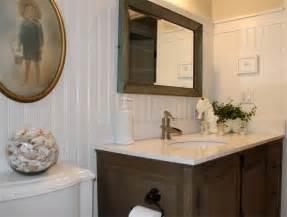 Adams Cabinets Beadboard Walls Bathrooms Pinterest