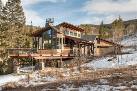 25 best ideas about modern mountain home on pinterest 35 awesome mountain house ideas home design and interior