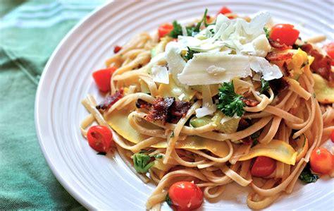 cuisine pasta 5 healthy pastas stitch