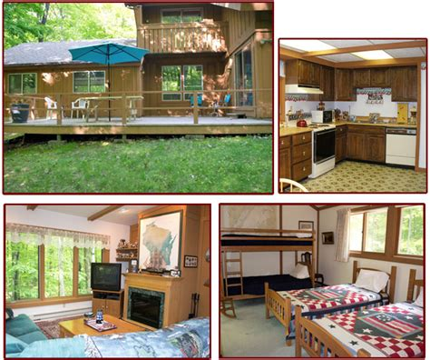 Door County Condo Rentals by Vacation Rentals Door County Wisconsin Bluffwood House