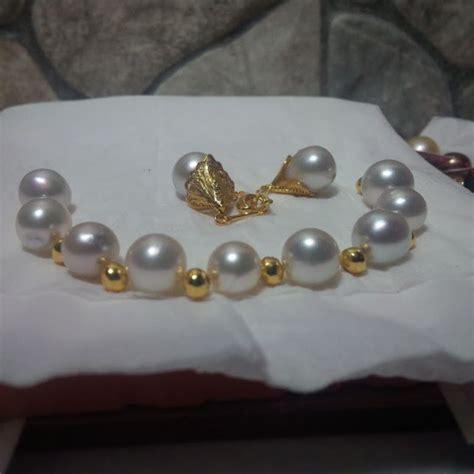 Perhiasan Gelang Mutiara 4 11 model gelang mutiara wanita tercakep cuakep