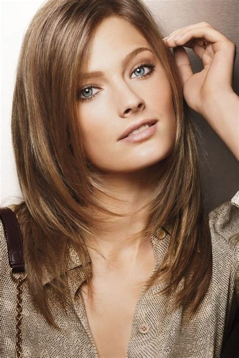 layered hairstyles framed face tytorial 1000 ideas about face framing layers on pinterest bangs