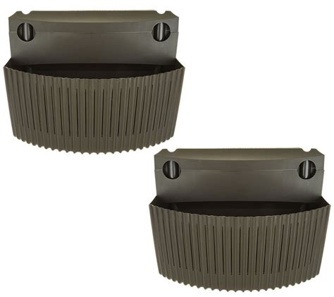 self watering wall planters set of 2 indoor outdoor self watering living wall planters