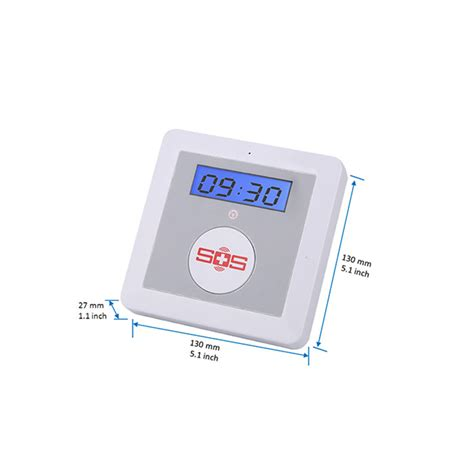 king pigeon k3 wireless gsm elderly care alarm system home